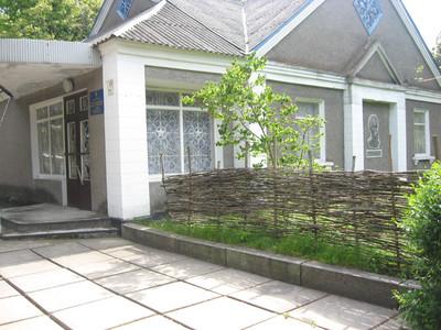 Літературно-меморіальний музей М.П.Старицького